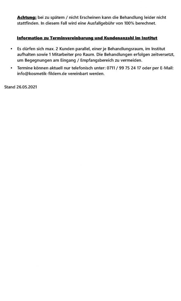 Kundenaushang Covid Eingang Stand 2021_05_27_Seite_2